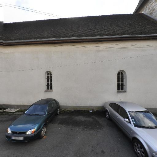 Église Saint-Hippolyte - Église - Besançon