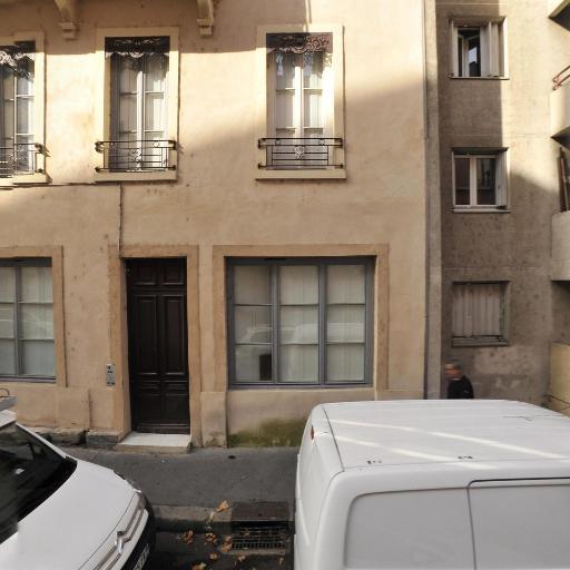 Thurissey Bastien - Coursiers - Lyon