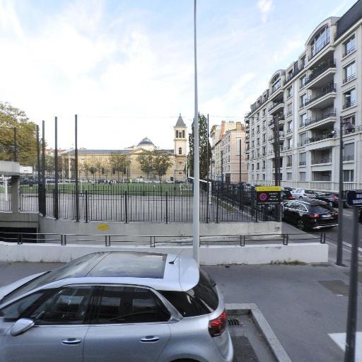 Parking Parc Vendôme - Parking - Lyon