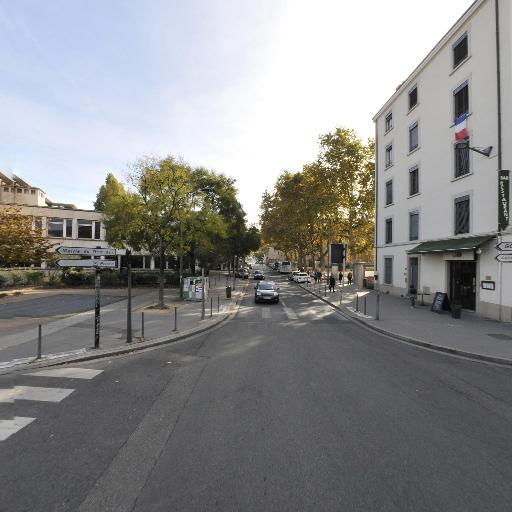 Marzouk Inès - Coursiers - Lyon