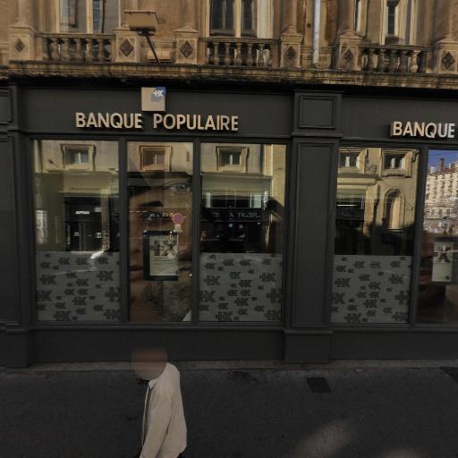 Banque Populaire Auvergne Rhône Alpes - Banque - Lyon