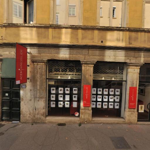 Acem Immobilier - Agence immobilière - Lyon