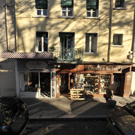 Le 20 Barber Shop - Coiffeur - Lyon