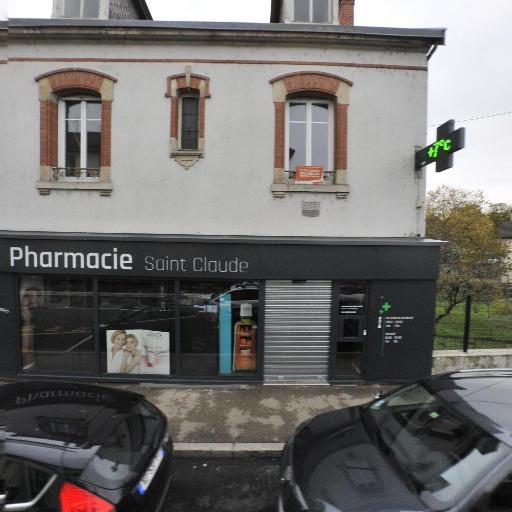 Pharmacie De Saint-Claude - Pharmacie - Besançon