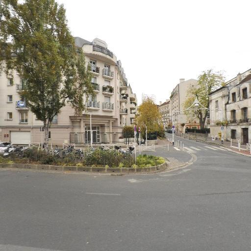 Parkings Indigo - Parking public - Montrouge