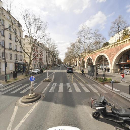 Rairies Montrieux Showroom - Vente de carrelages et dallages - Paris