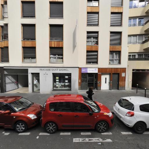 Résidence Sainte Cécile - Parme - Foyer pour jeunes travailleurs - Paris
