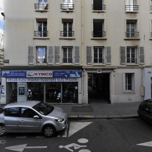 Veloland - Vente et réparation de motos et scooters - Paris