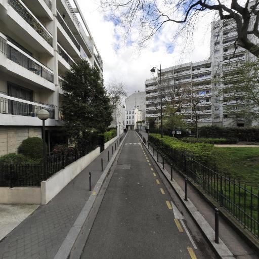 Square Emily Dickinson - Parc, jardin à visiter - Paris