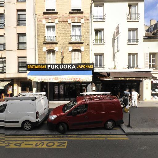 Hotel Le Moderne - Hôtel - Paris