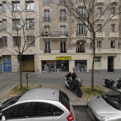 Les Alyzees - Dépannage d'électroménager - Paris