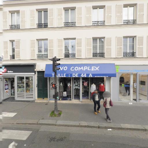 La Maison de l'Appareil Auditif - Audioprothésiste - Paris