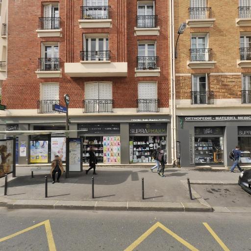 Pharmacie Saint-blaise - Pharmacie - Paris