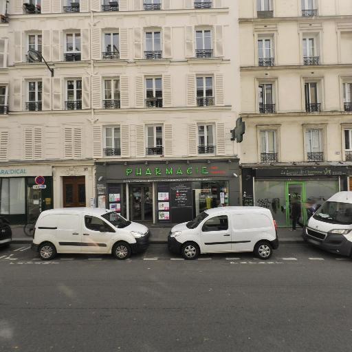 Pharmacie Paris-charonne - Pharmacie - Paris