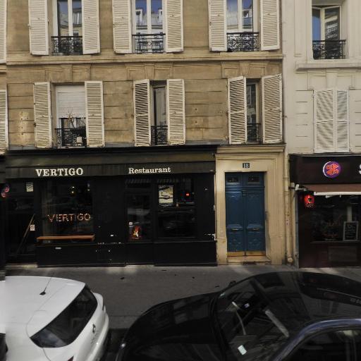 Vertigo - Restaurant - Paris