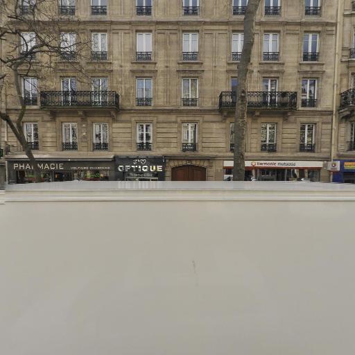Pharmacie Saal - Pharmacie - Paris