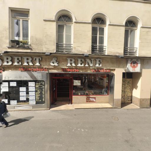 Robert et René - Boucherie charcuterie - Paris