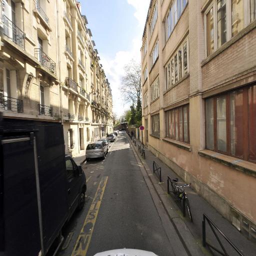 Gandoulas Geoffrey - Coursiers - Paris