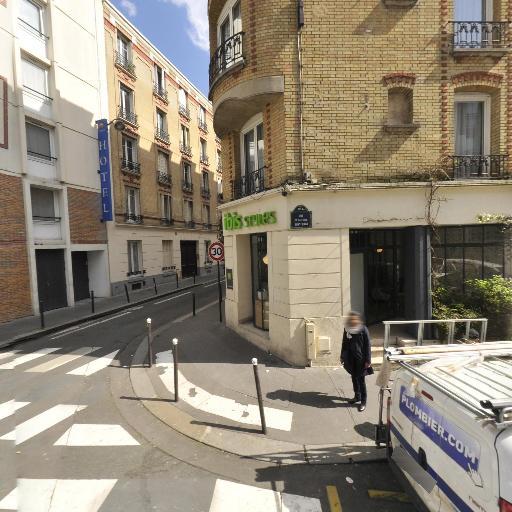 ibis Styles Paris Nation Porte de Montreuil - Hôtel - Paris