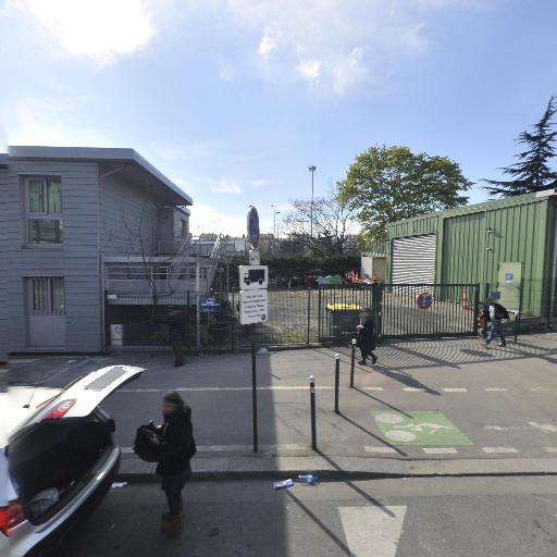 Station Vélib' Benoît Frachon - République - Vélos en libre-service - Paris