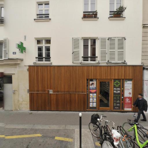 Saada David - Pharmacie - Paris