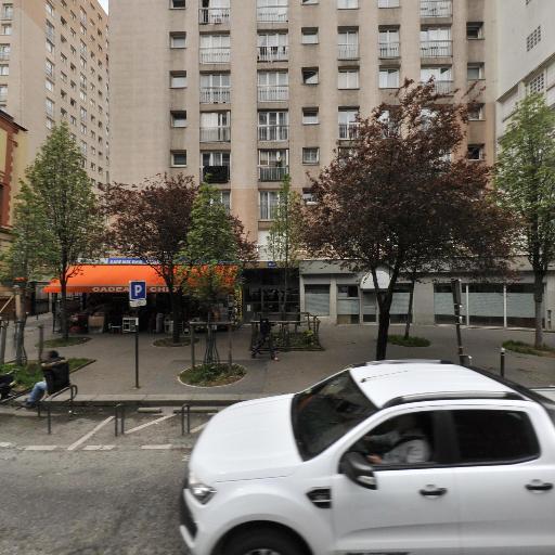 Bouabre Marie Madeleine - Société d'assurance - Paris