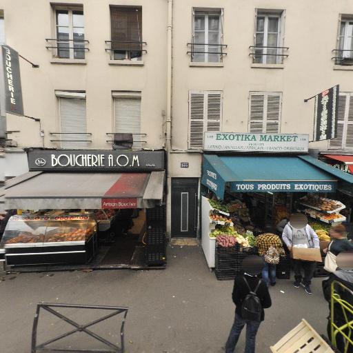 Aom Du Faubourg - Boucherie charcuterie - Paris