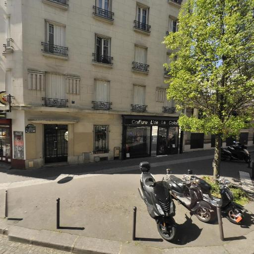 L de la Colombe - Coiffeur - Paris