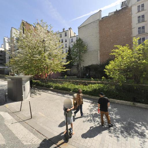 Square GRYNBERG - Parc, jardin à visiter - Paris