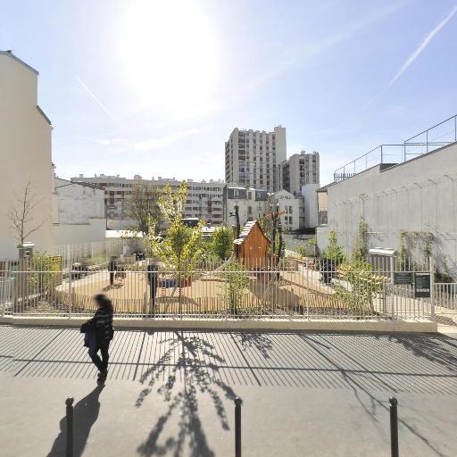 Jardin Leon Zyguel - Parc, jardin à visiter - Paris