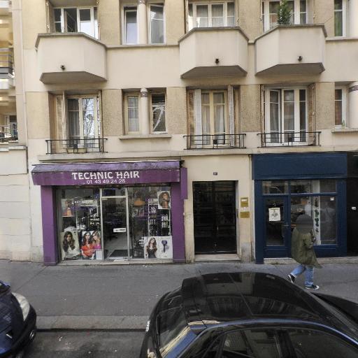Technic Hair - Coiffeur - Paris
