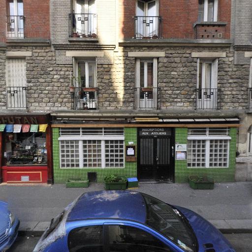 Taib Rachid - Coursiers - Paris