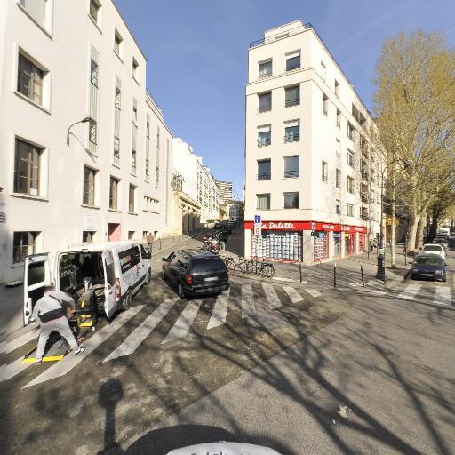 Bains Douches Municipaux - Hammam - Paris