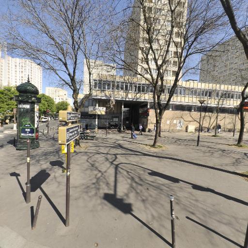 Automobiles Cars Réparations A.C.R - Parking public - Paris