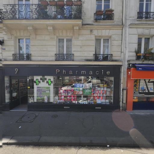 Erbibou Paul - Pharmacie - Paris