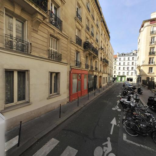 Lafont Géraldine - Photographe de portraits - Paris