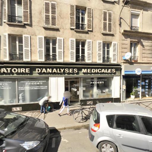 Guevalt Laumière - Laboratoire d'analyse de biologie médicale - Paris