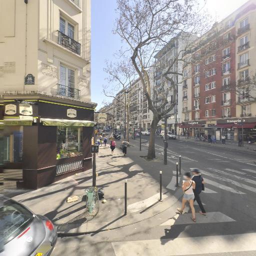 Station Vélib' Laumière - Petit - Vélos en libre-service - Paris