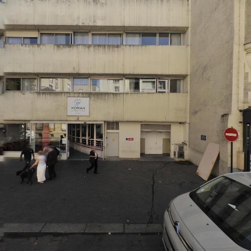 Korian Canal de L'ourcq - Centre de réadaptation et de convalescence - Paris