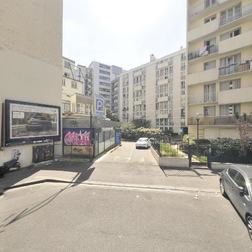 Riquet - Parking - Paris