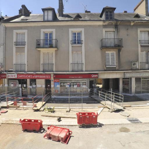 Orpi Vienne Immobilier - Agence immobilière - Blois