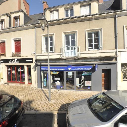 AXA Guillemin Frédéric Agent Général - Société d'assurance - Blois