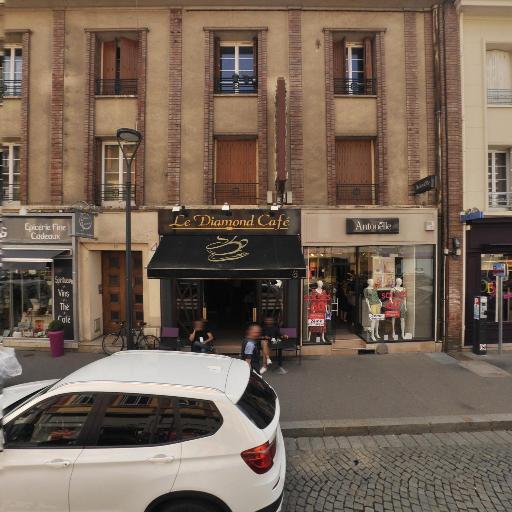Diamond Cafe - Restaurant - Évreux