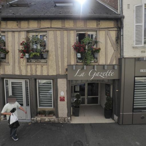 Restaurant La Gazette - Restaurant - Évreux