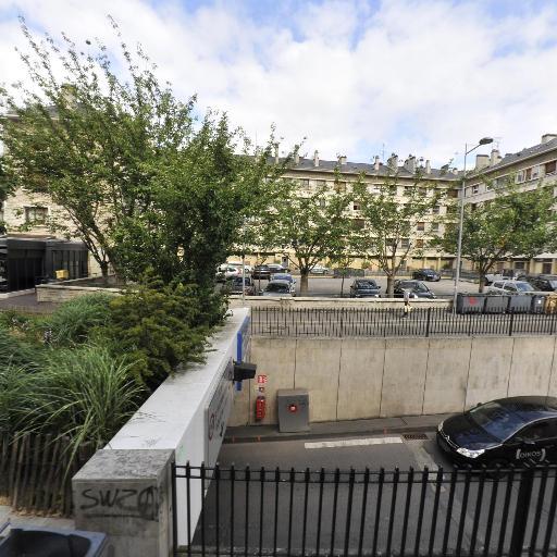 Parking Espace du Palais - Parking - Rouen