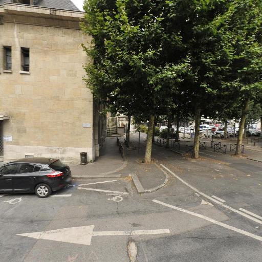 Parking Place de la Haute Vieille Tour - Parking - Rouen