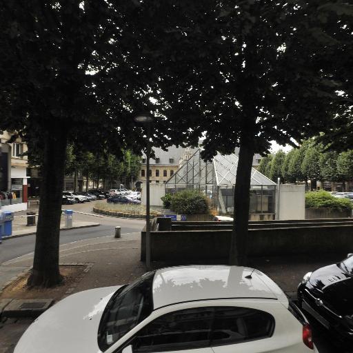 Parking Haute Vieille Tour - Parking - Rouen