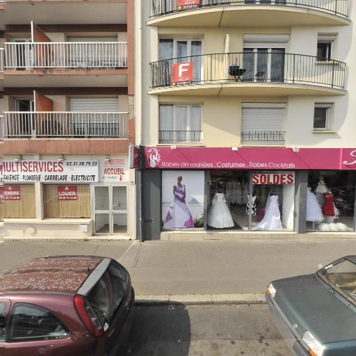 Taffetas - Robes de mariées - Caen