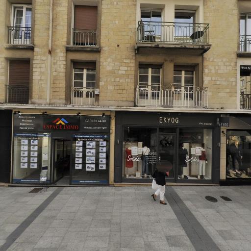 Espace Immo - Agence immobilière - Caen
