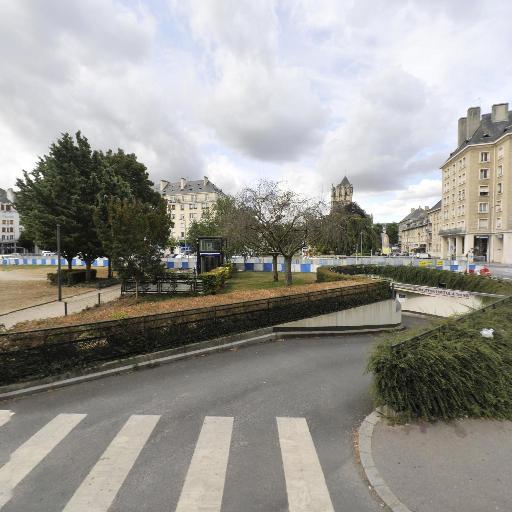 Aire de covoiturage Resistance - Aire de covoiturage - Caen